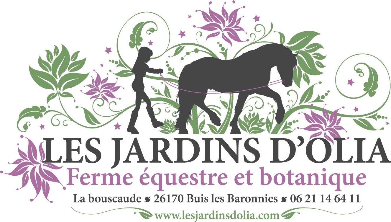 Les Jardin D'Olia logo def